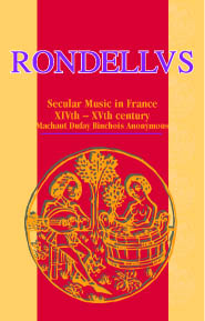 SECULAR MUSIC IN FRANCE FROM THE XIVth-XVth CENTURY